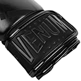 Venum Devil Boxing Gloves - Black/Black - 14 Oz