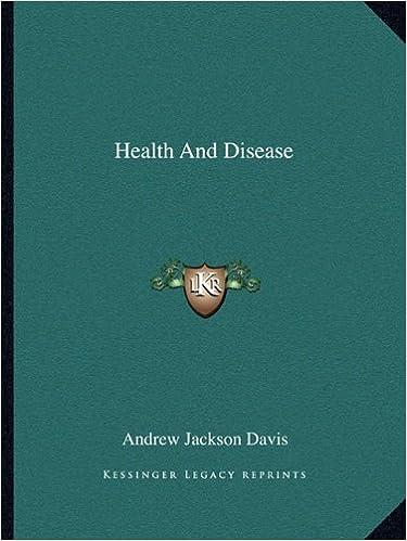 Book Health and Disease