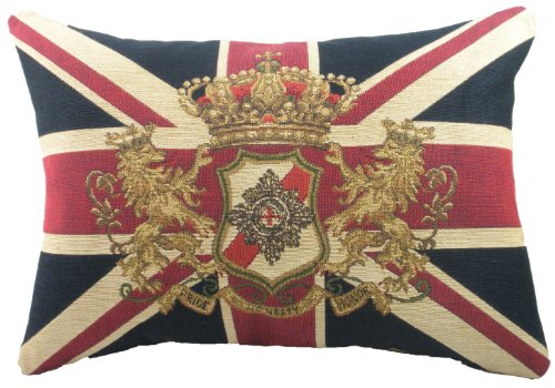 (Union Jack Cushion by Evans)