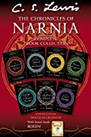 The Chronicles of Narnia Complete 7-Book Collection: All 7 Books Plus Bonus Book: Boxen