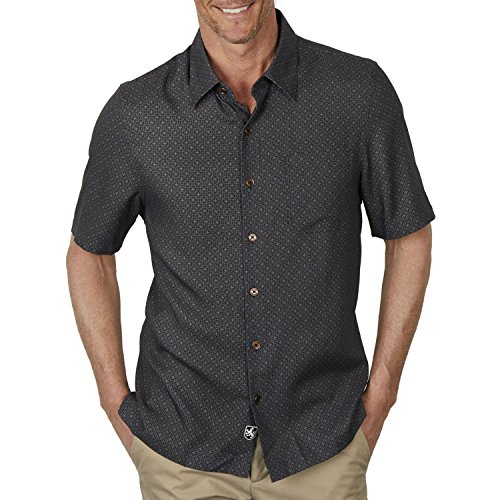 Nat Nast Everest Camp Shirt - Black - Nat Nast Camp Shirts