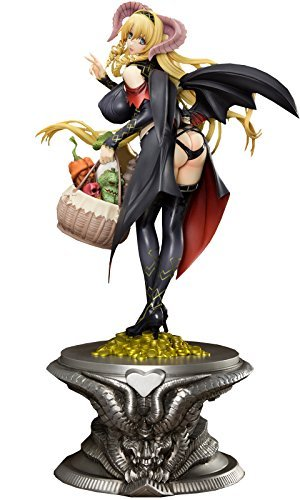 Orchid Seed The Seven Deadly Sins: Mammon Statue of Greed PVC Figure (1:8 Scale)