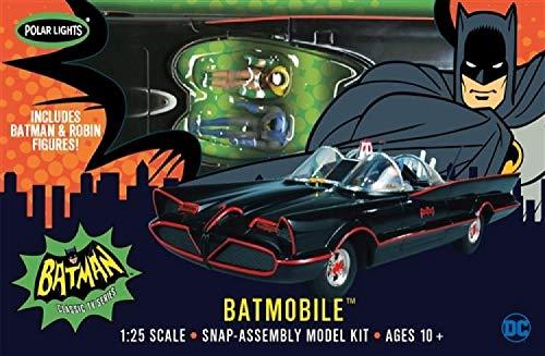 (Batmobile Snap Model)