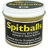 Herco® HE185 Spitballs, Small, 18/Jar