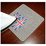 """18"""" x 24"""" x 0.6"""" Wool Ironing Quilter's Pressing"""