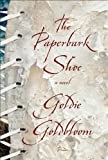Front cover for the book The Paperbark Shoe by Goldie Goldbloom