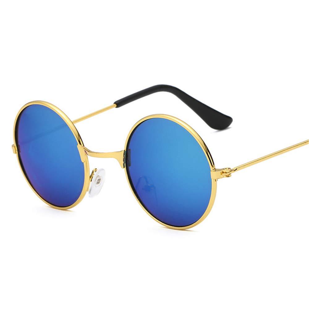 Wang-RX Gafas redondas para niños Gafas de sol Chicos Chica ...