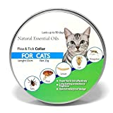 Dog Flea Treatment Collar - [New 2018 Version] Flea and Tick Collar 9-MONTHS Pro Deffence A+ for Dogs and Cats - Best Natural Pet Protection Kills, Repels, & Prevents Fleas, Pests - Waterproof