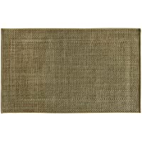 Bacova Guild Woven Natural Accent Rug, 33 x 20, Framed Ridges