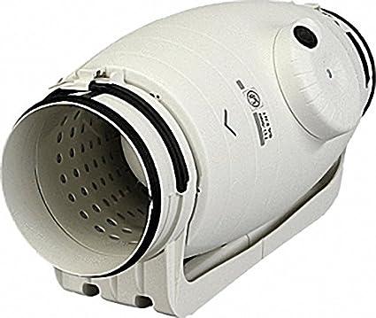 Soler & Palau TD Silent halbradial Ventilador de tubo de ...
