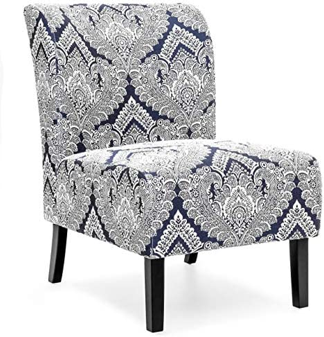 Best Choice Products Polyester Upholstered Modern Armless Accent Chair