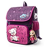 Delune Children School Bag Cute Cartoon Backpack