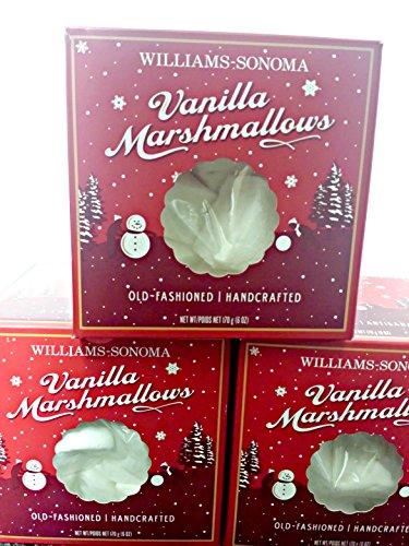 [Williams Sonoma Vanilla Marshmallows 6 oz..] (Mr Gum Costume)