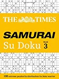The Times Samurai Su Doku 3, Times Mind Games Staff, 0007580770