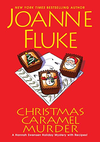 Image result for christmas caramel murder joanne fluke