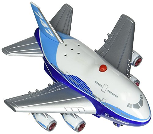 Daron Boeing Pullback Toy with Lights and Sound