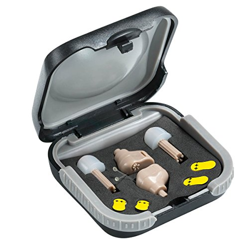 NewEAR Hearing Amplifier Ear ITC (Pair) ''Extra Small'' Second Generation by NewEar (Image #3)
