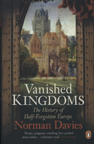 """Vanished Kingdoms"" av Norman Davies"