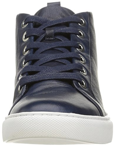 Kenneth Cole New York Donna Kaleb Fashion Sneaker Blu Scuro