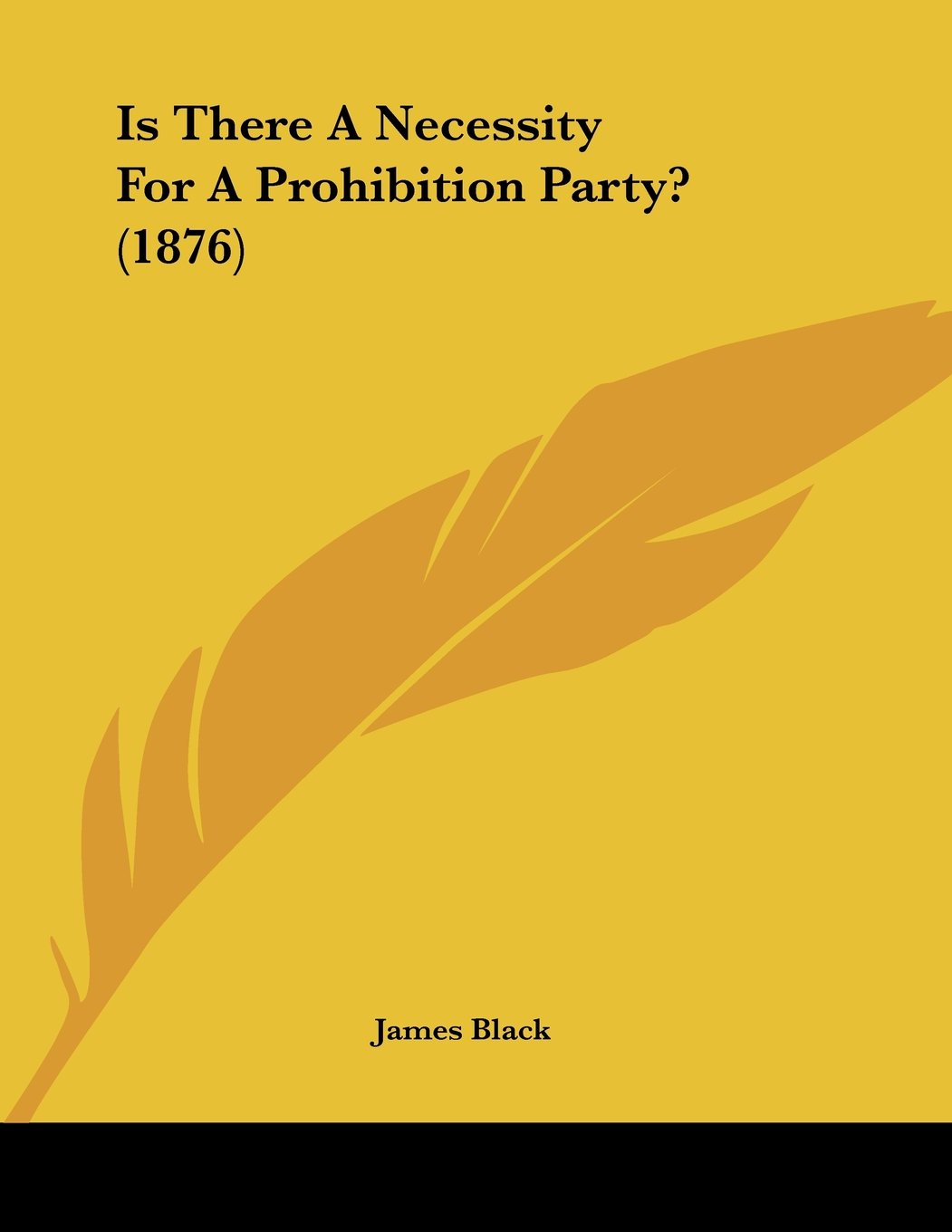 Download Is There A Necessity For A Prohibition Party? (1876) pdf epub