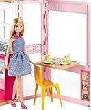 Mattel Barbie: Σπιτάκι Βαλιτσάκι DVV48