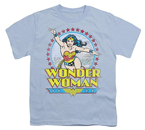 Youth: DC Comics - Wonder Woman - Star of Paradise Island Kids T-Shirt Size YXL