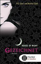 Gezeichnet: House of Night 1