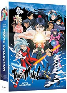 Tenchi Muyo!: Movie Collection (Blu-ray/DVD Combo) from Funimation