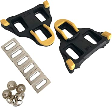 Bike Self-locking Pedal Cleats Set Shoe Pedals Splint For Shimano SM-SH11 SPD-SL