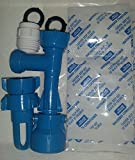 BLUE MAGIC WATERBED FILL and DRAIN KIT with TABLET