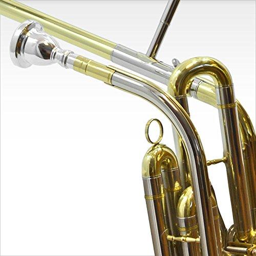 Schiller Cimbasso 5 Valve Rotary - Gold Lacquer