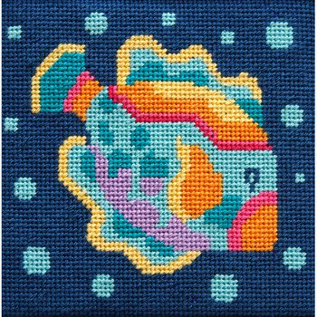 Fish - Needlepoint Kit