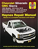 Chevrolet Silverado & GMC 1500 Pick-ups (14-16) & 2500/3500 Pick-ups (15-16) including 2015 & 2016 Suburban, Tahoe, GMC Yukon/Yukon XL & Cadillac ... to diesel engine models. (Haynes Automotive)