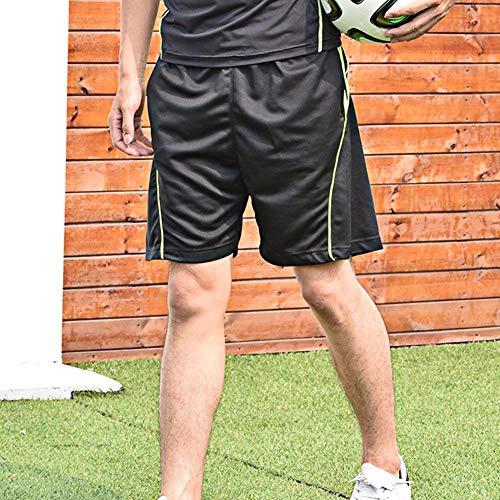 Pour D'entraînement Survêtement Casua Coupe Ajustée Shorts Courts De Gym Pantalons Sport Moderne Jogging Hommes B Grün Décontractés Fitness 5BxUH8