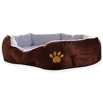 Cojín de algodón de la cama del animal doméstico del MW Cojín de la cama,