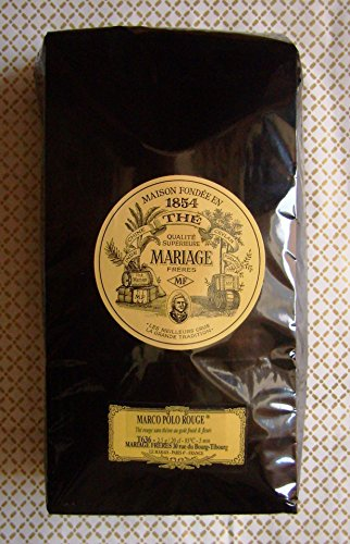 Mariage Freres - MARCO POLO ROUGE (T636) - 17.63oz / 500gr Loose Leaf BULK BAG by Unknown
