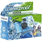 Fujifilm Quick Snap Waterproof 35mm Single Use Camera (4 Pack) (Discontinued by Manufacturer)