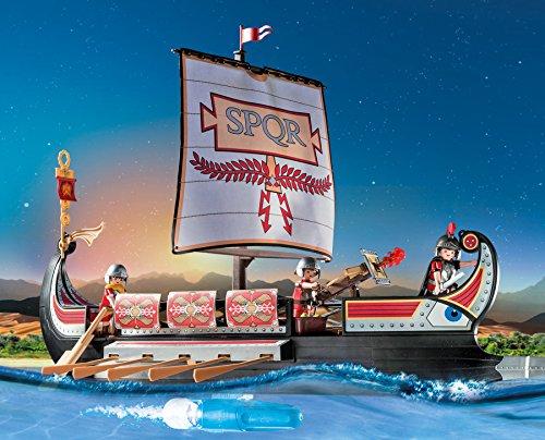 Review PLAYMOBIL Roman Warriors' Ship