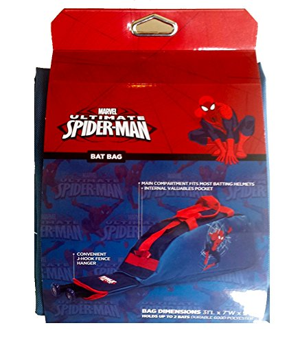 Marvel Ultimate Spider-man Bat Bag by Easton
