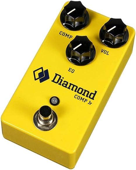 Diamond - Compresor para pedal de guitarra Compresor de gama alta ...