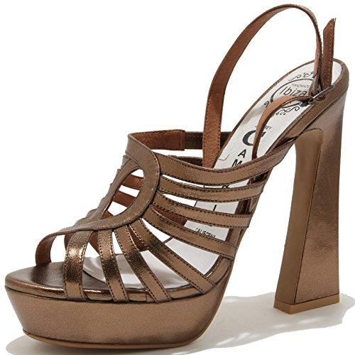 Kvinde Sandaler Bronze Sko 78262 Sko Jeffrey Verbina Kvindelige Campbell ATXdq