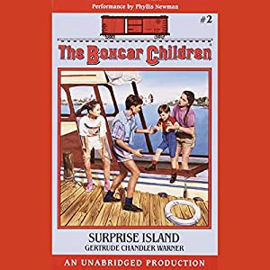 Surprise Island Audiobook