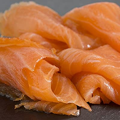 Solex Catsmo Gold Label Smoked Salmon - 1lb Presliced Package from Catsmo