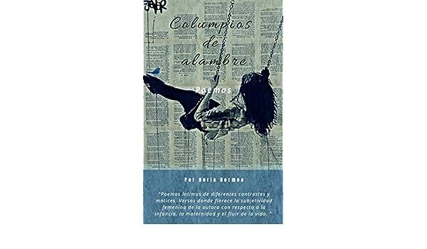 Amazon.com: Columpios de alambre: Poemas (Spanish Edition ...