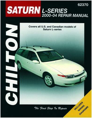 saturn l-series (2000-04) repair manual (62370) unknown binding