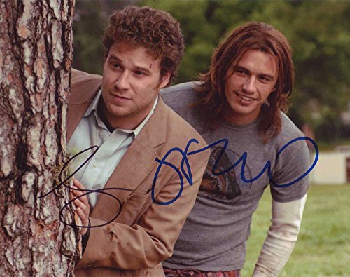 (Pineapple Express In-person Autographed Cast)