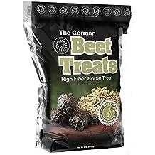 German Horse 6 lb Pony Training Bite Size BEET PULP High Fiber Content Treats Nuggets Muffins Snacks