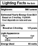 Simba Lighting Halogen Light Bulb G8 T4 50W JCD