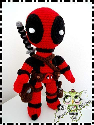 ALIEN, NINJA STAR WARS AMIGURUMI PERSONALIZABLE REGALO ...