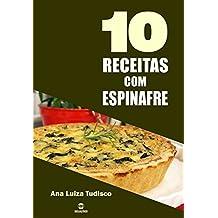 10 Receitas com espinafre